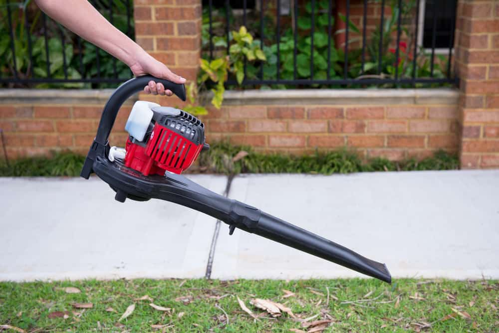 Leaf Blower Cubic Feet Per Minute (CFM)