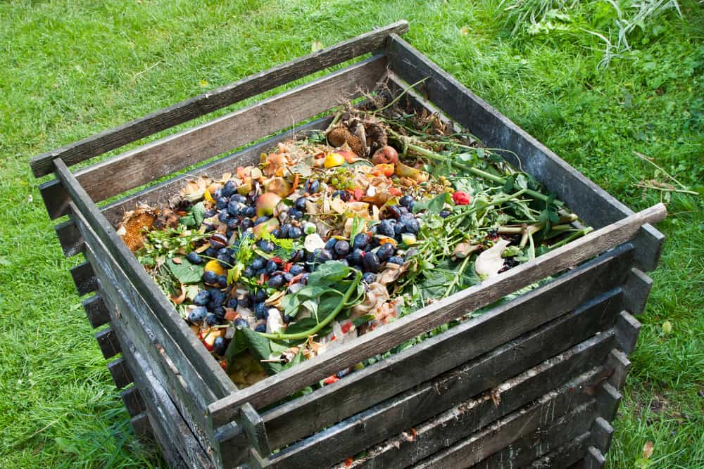 The System of the Aerobic Composting Process
