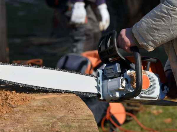 When was the Chainsaw Invented?