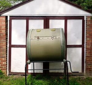 Use a Compost Tumbler Like a Pro
