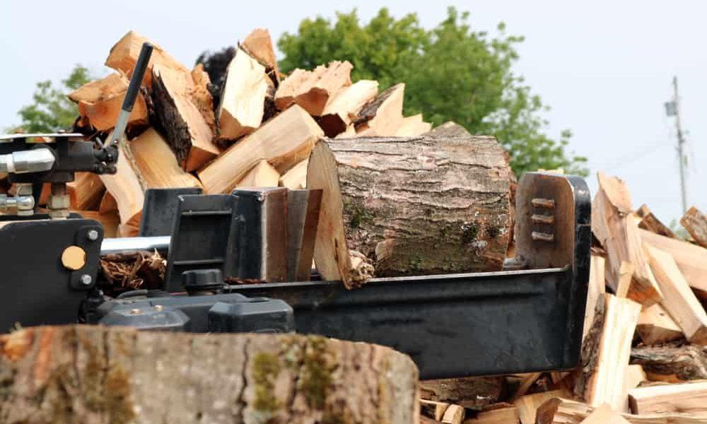best gas log splitter