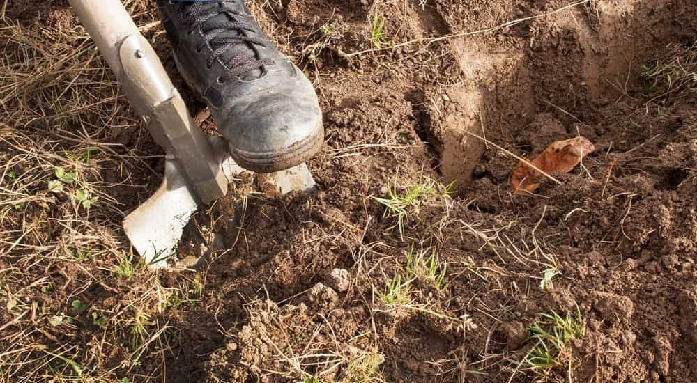 best shovel for digging