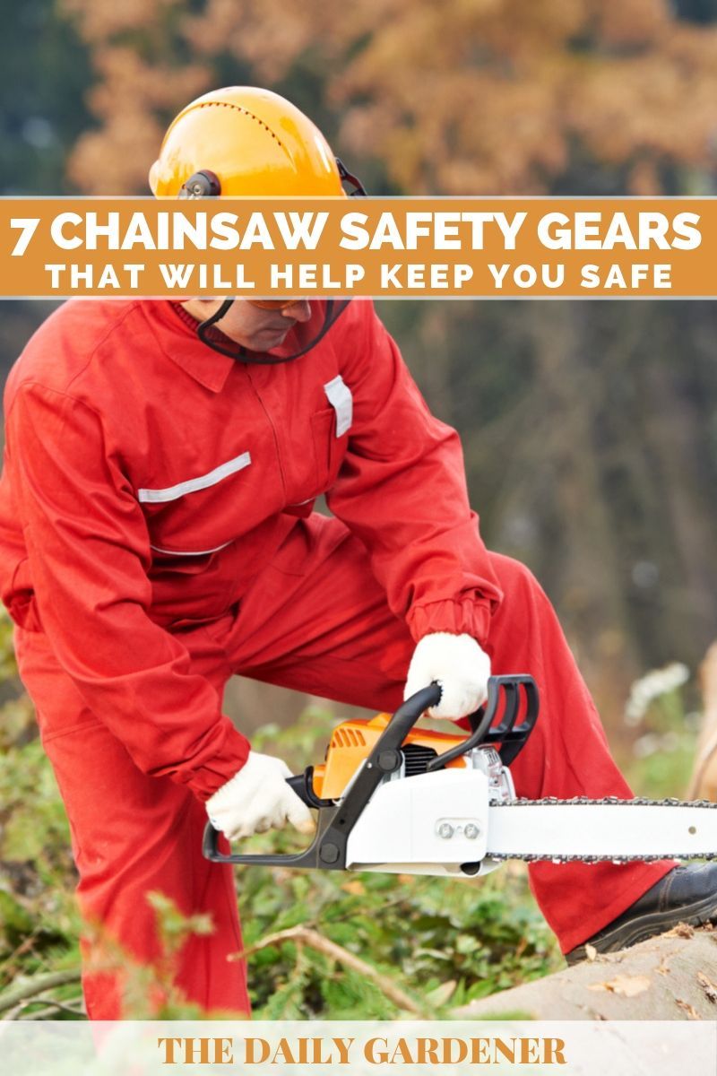 chainsaw safety gear 1
