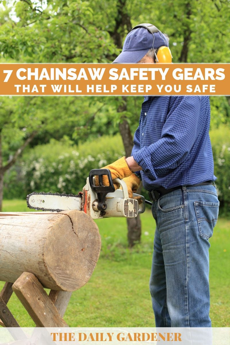 chainsaw safety gear 2