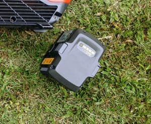 cordless leaf blower battery