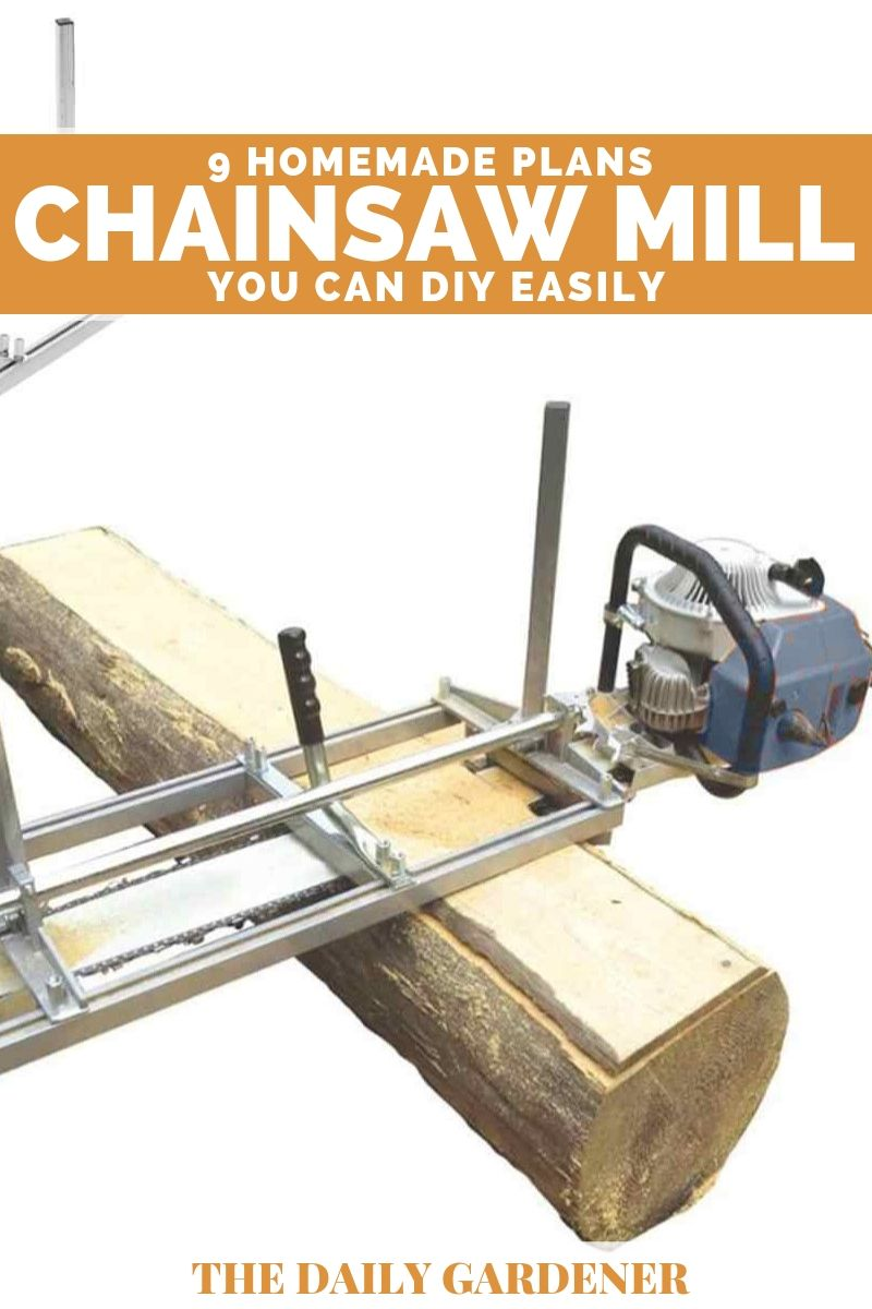 homemade chainsaw mill plans 3