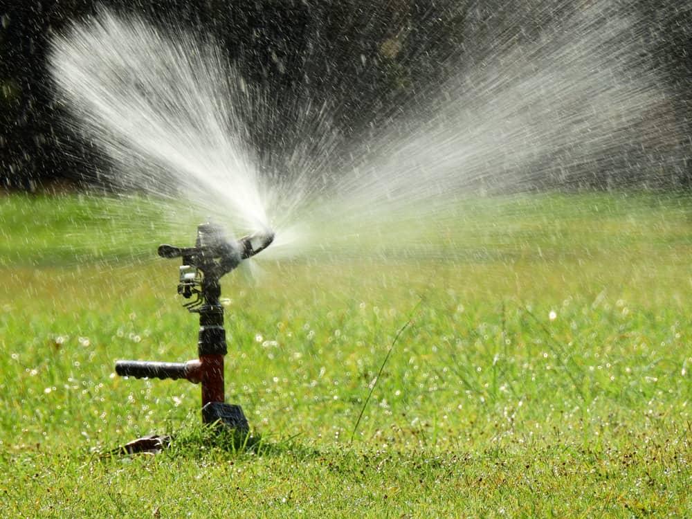 lawn sprinkler reviews