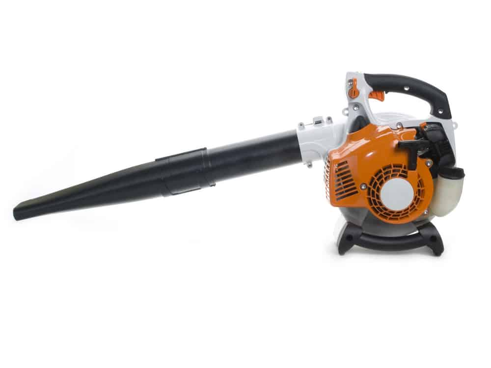 leaf blower Long-term storage