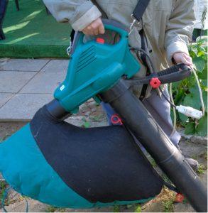 leaf vacuum blower Mulcher