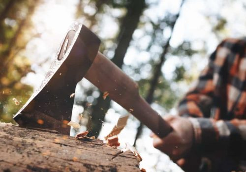 10 Best Axes of 2019 – Top Axe for Splitting Wood
