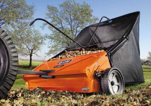 7 Best Lawn Sweepers of 2019 – Top Yard Sweeper for Grass