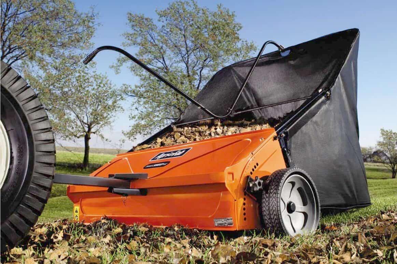 Best Lawn Sweeper