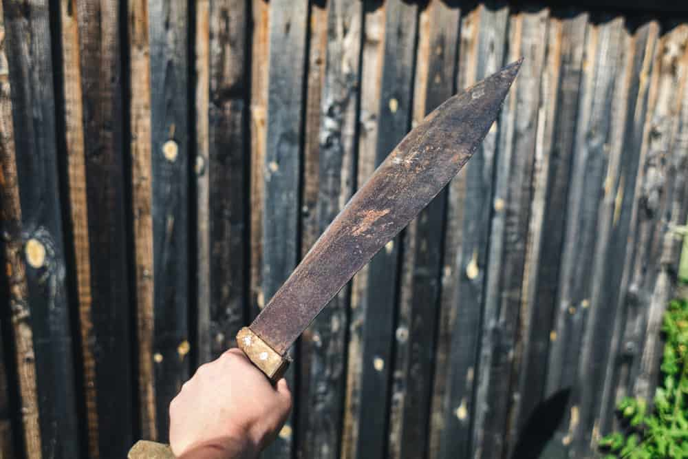 Best Machete blade length