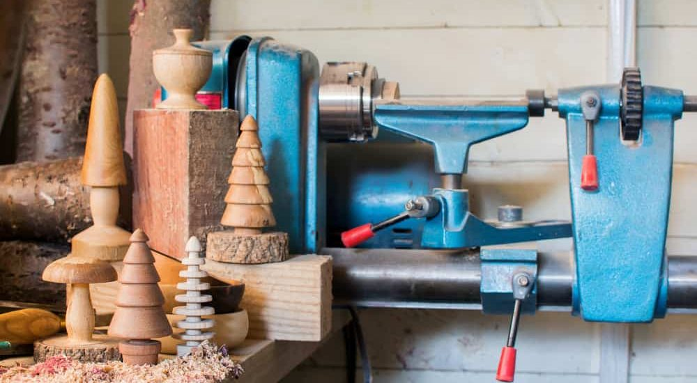 7 Best Wood Lathes Of 2019 Top Best For The Money