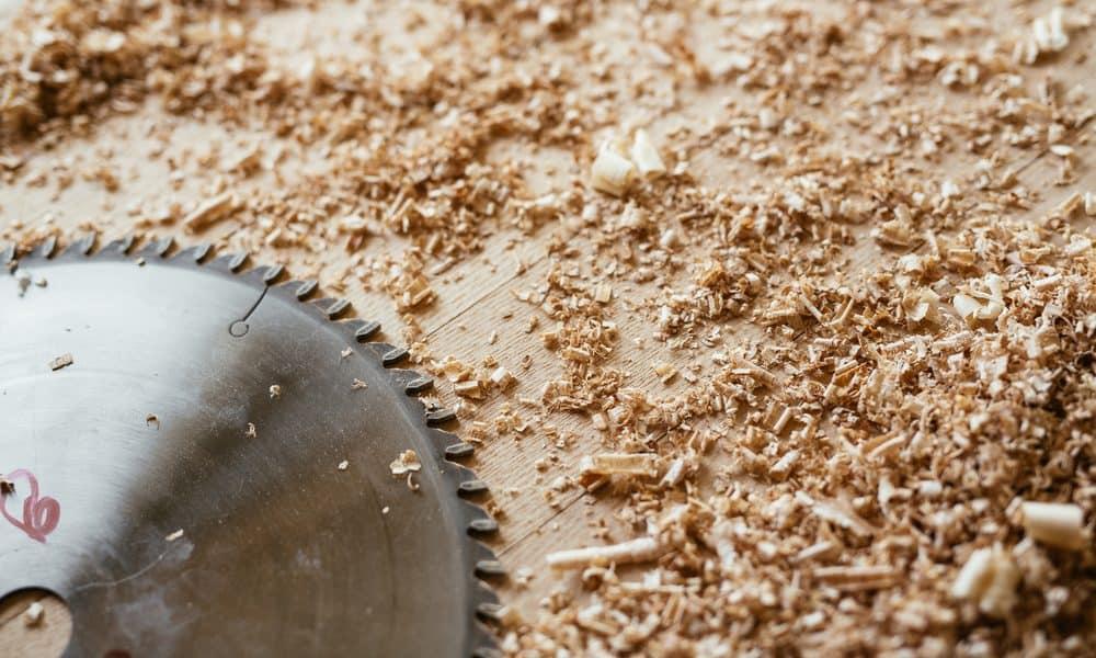 Circular Saw Construction Material
