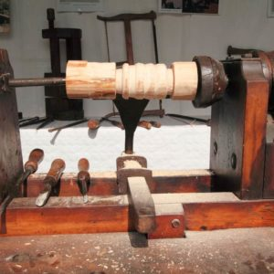 Homemade Wood Lathe Plan