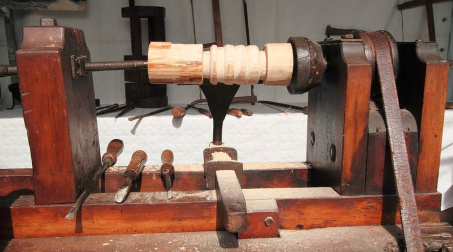 Homemade Wood Lathe Plan