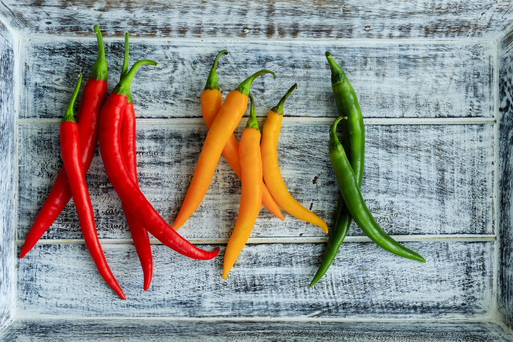 Interesting History Of Chili Peppers