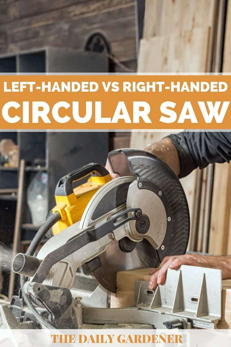 Left-handed vs Right-handed Circular Saw 1