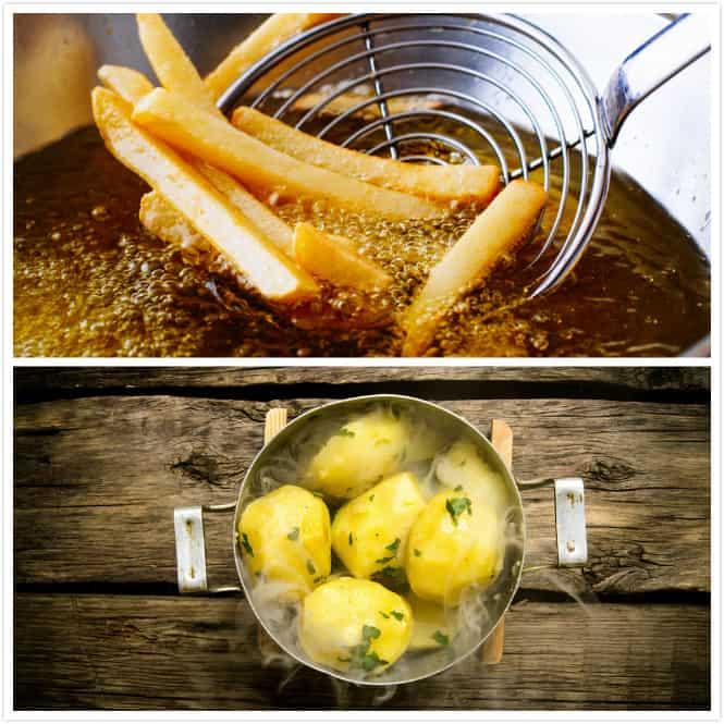 Potatoes Are Versatile