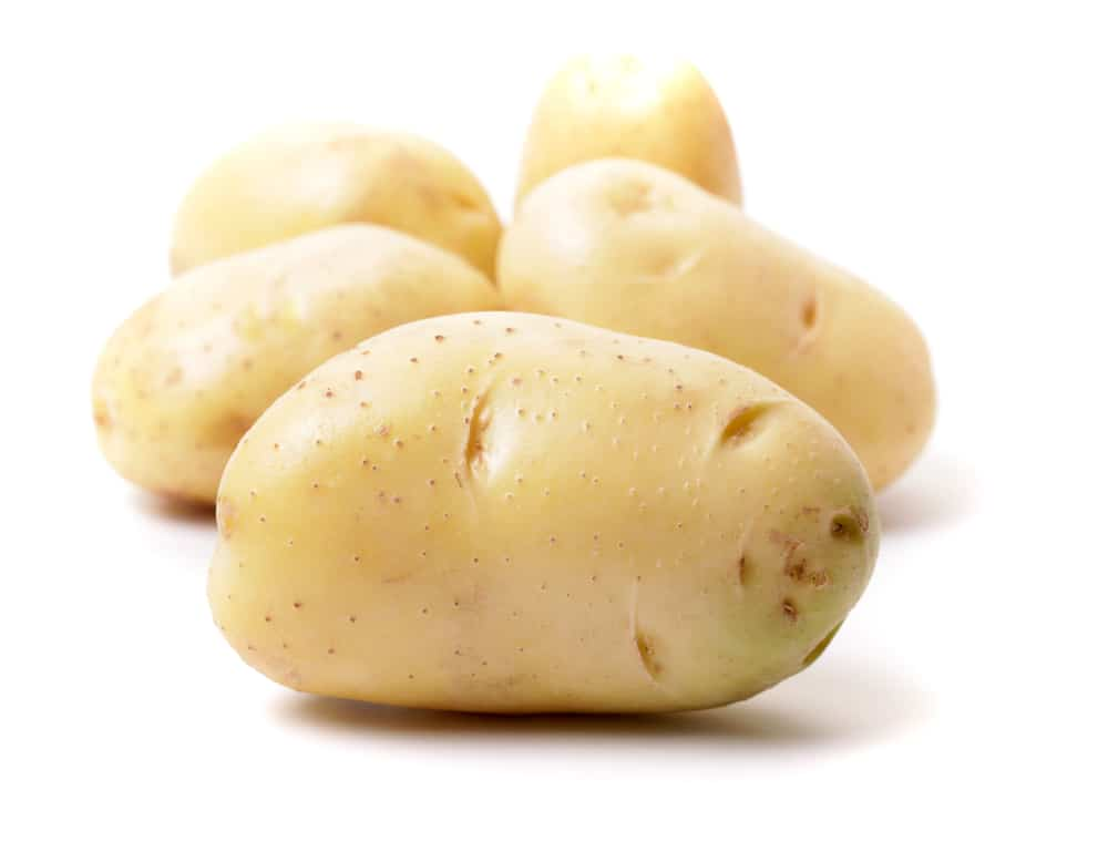 Potatoes contain antioxidants