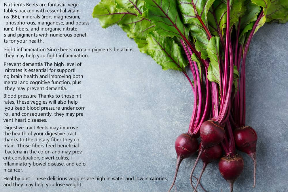Reasons Why You Should Grow Beets In Your Garden