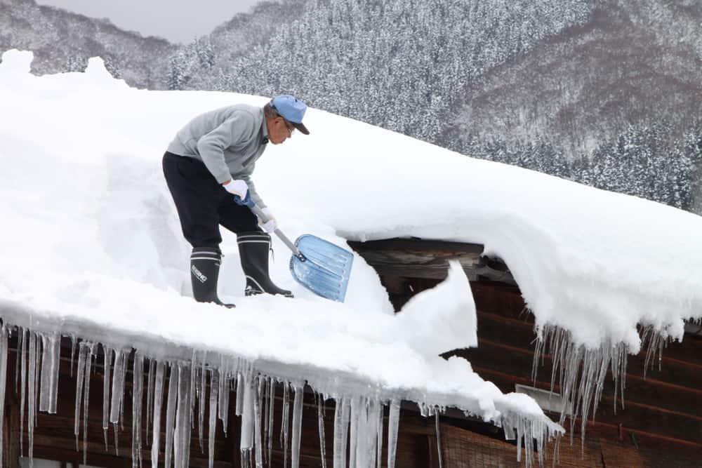 Snow Roof Rake material