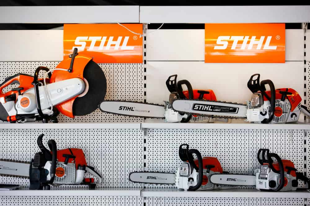 The History Of Stihl