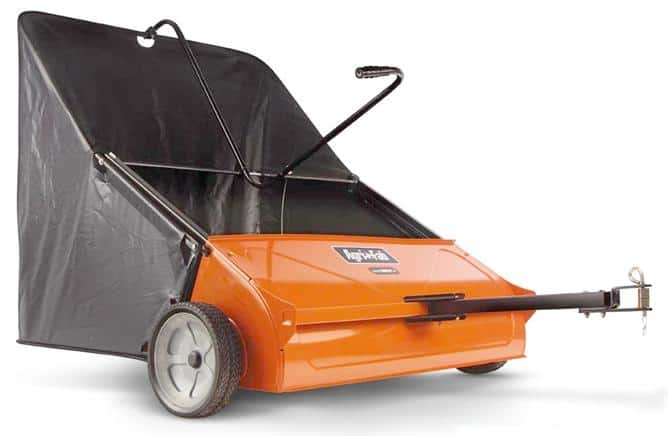 Tow Lawn Sweeper