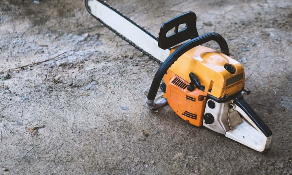 Why Your Chainsaw Won't Start