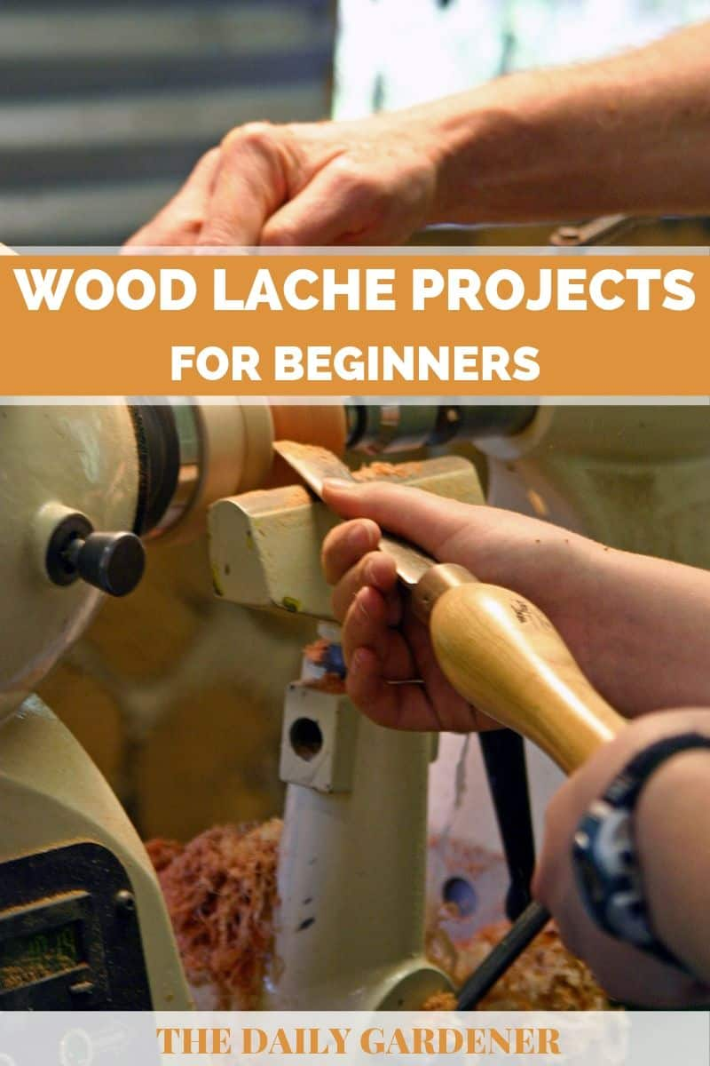 Wood Lathe Projects for Beginners 1