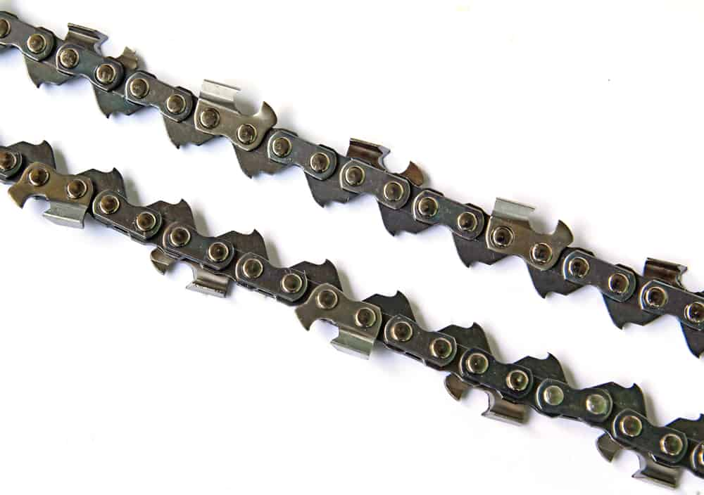 chainsaw chain measurements