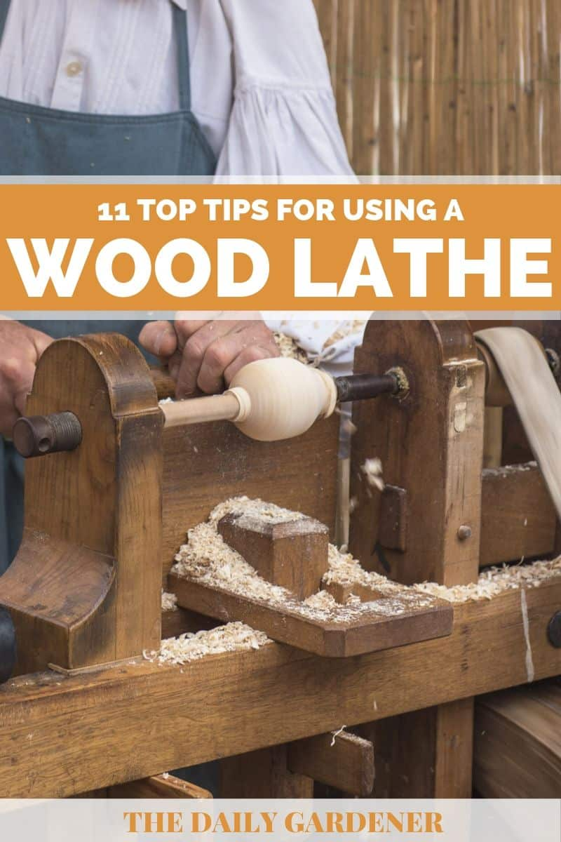 how to use wood lathe 1