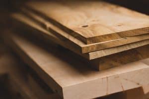 wood lathe size