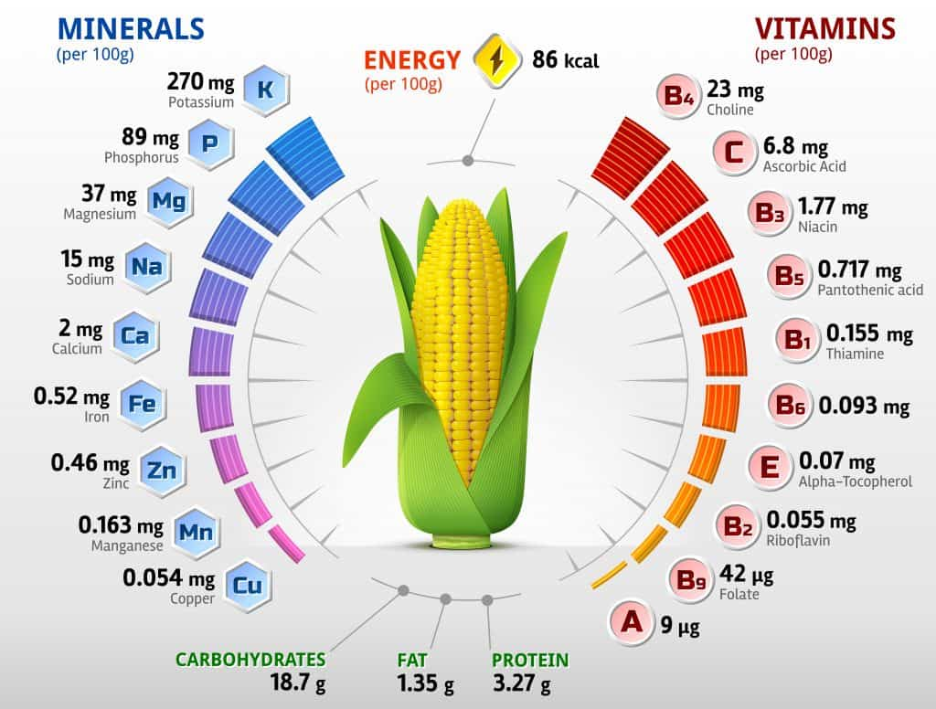 Benefits Of Sweet Corn