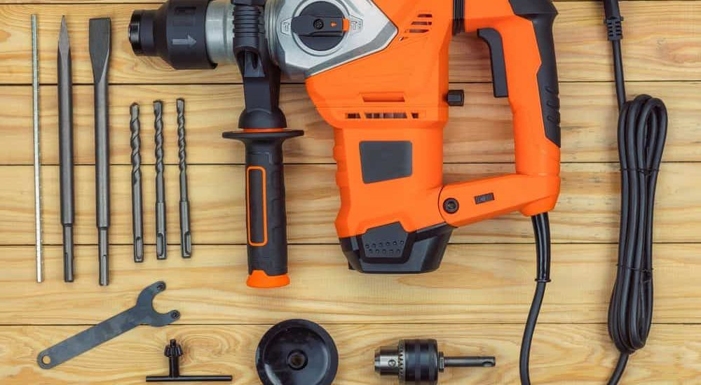 7 Best Hammer Drills of 2019 – Corded & Cordless Reviews