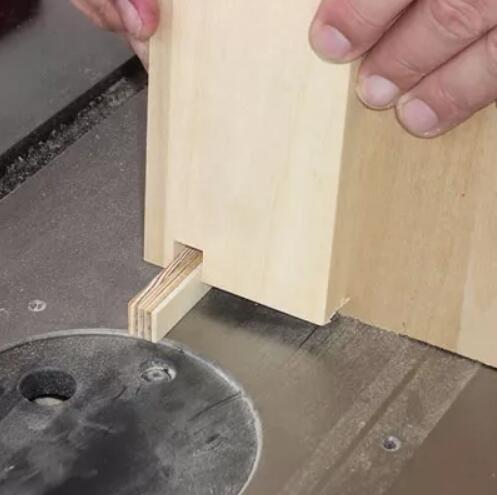 Box joint jig second version