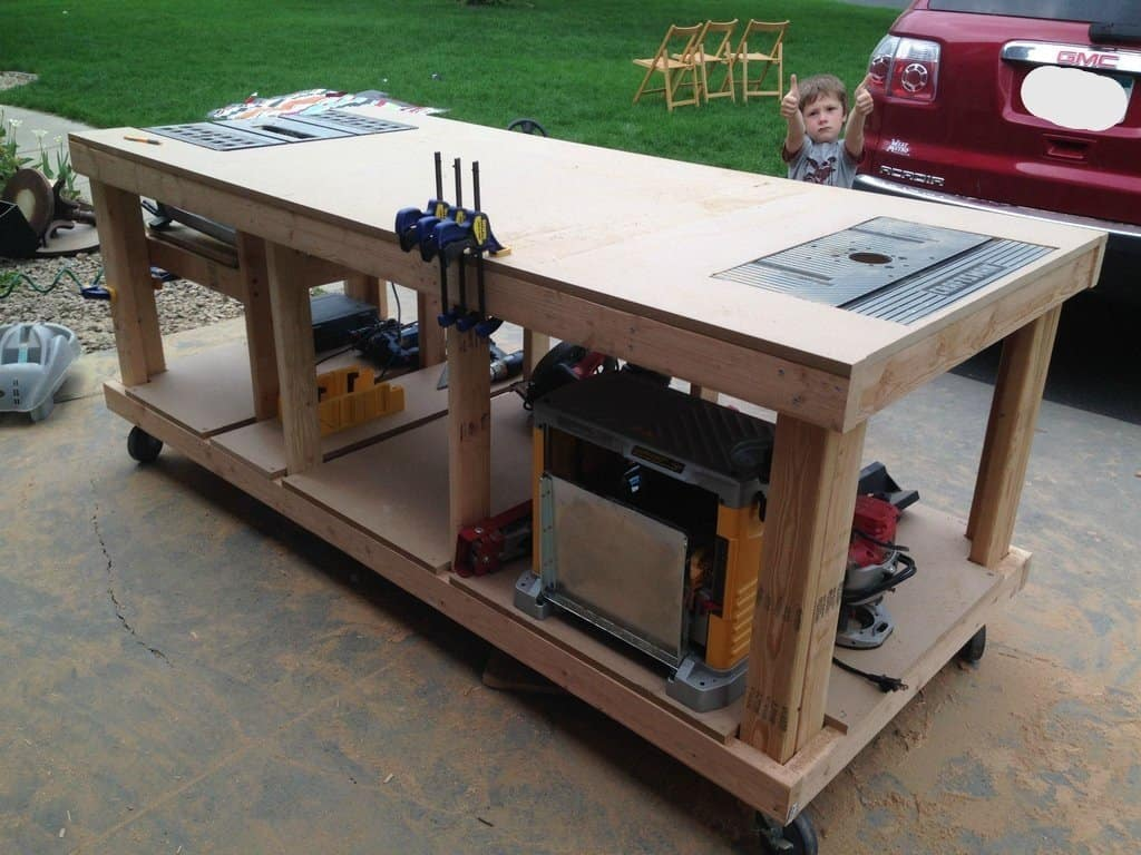 Building Your Own Workbench