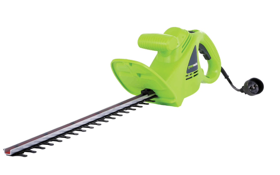 Greenworks 22102 Corded Hedge Trimmer