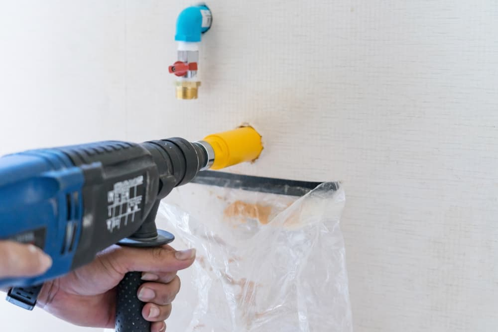 Hammer Drill features