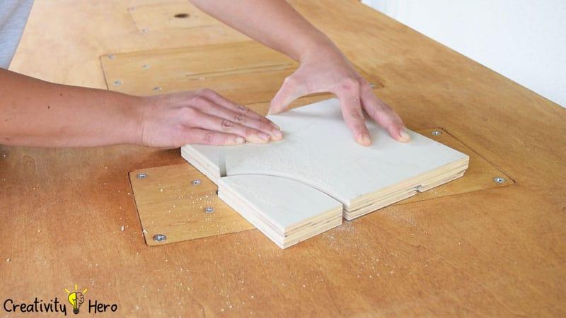 Homemade 3-in-1 Multipurpose Workbench