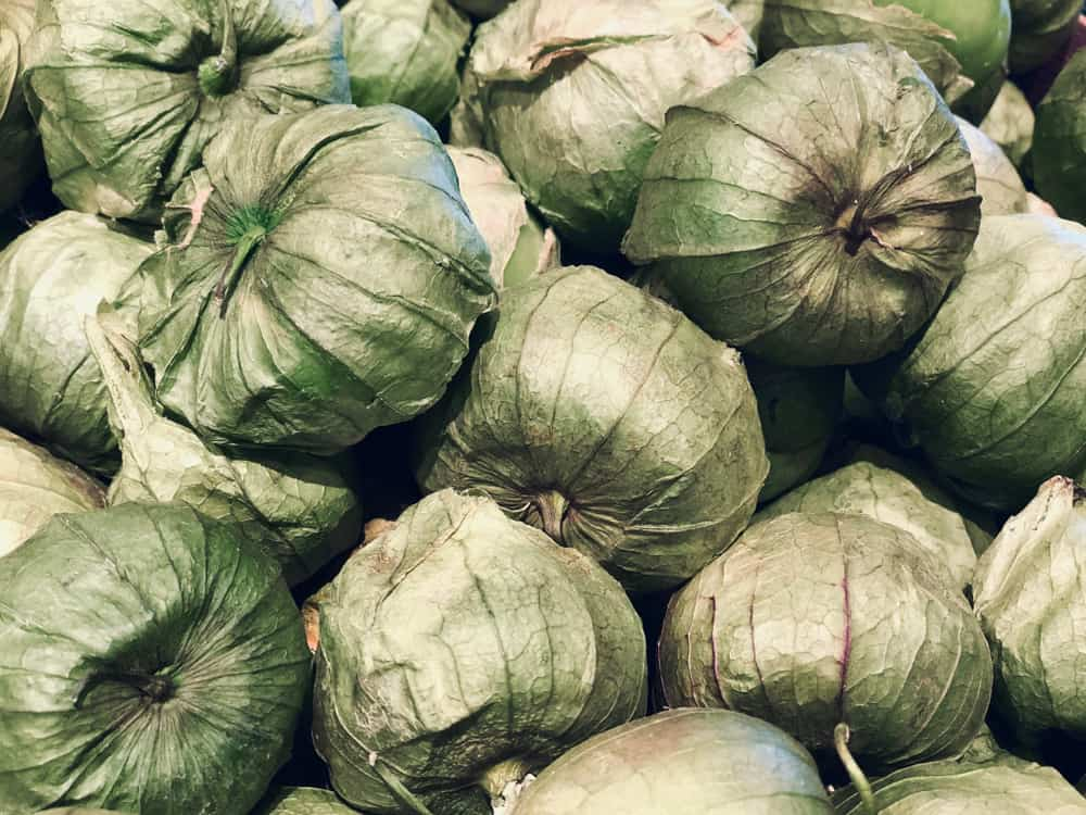 How to Store Tomatillos