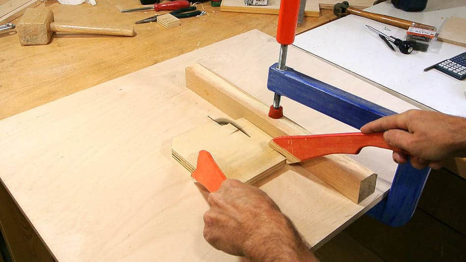 "How to make a ""good"" DIY table saw"