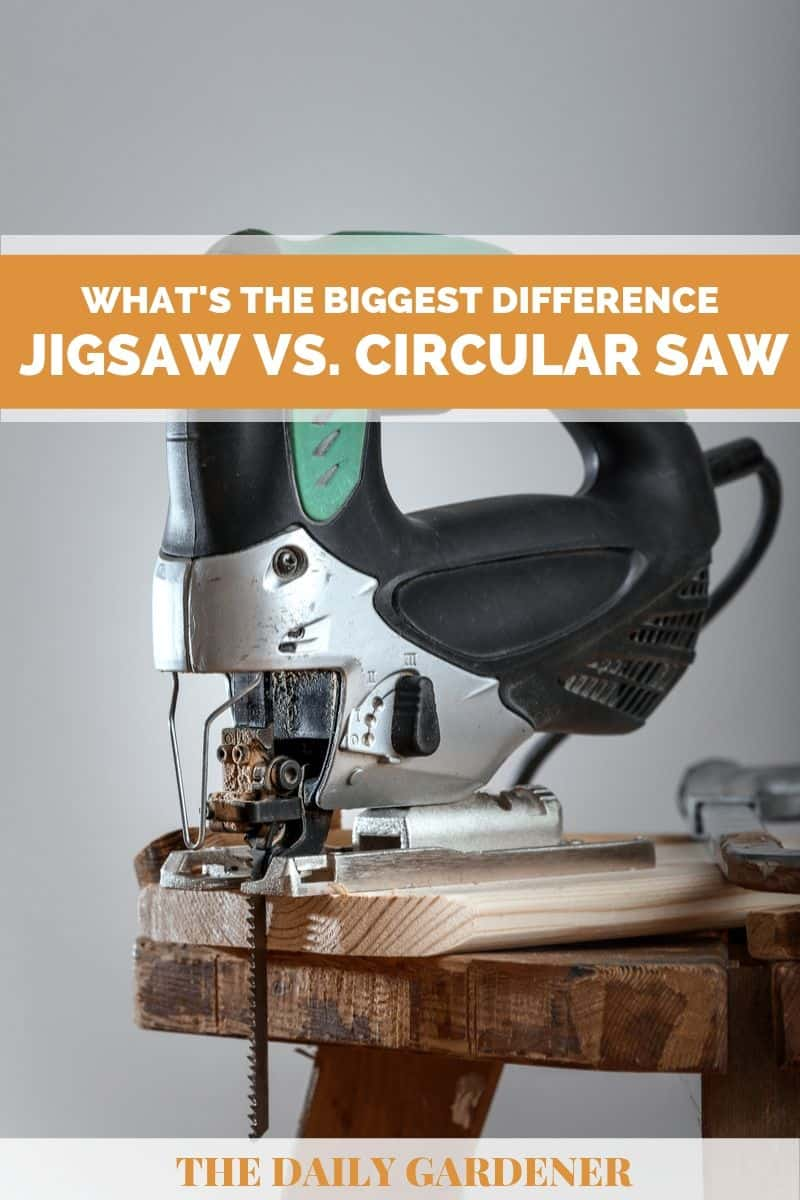 Jigsaw vs. Circular Saw 1