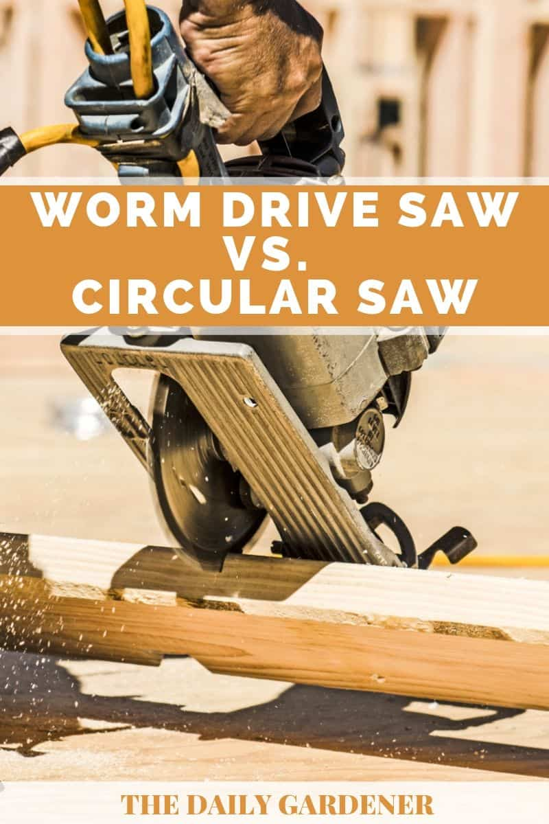 Worm Drive Saw vs. Circular Saw 3