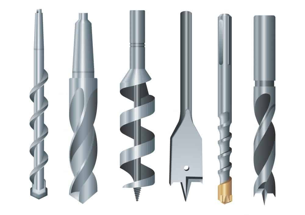 best drill bit set for metal