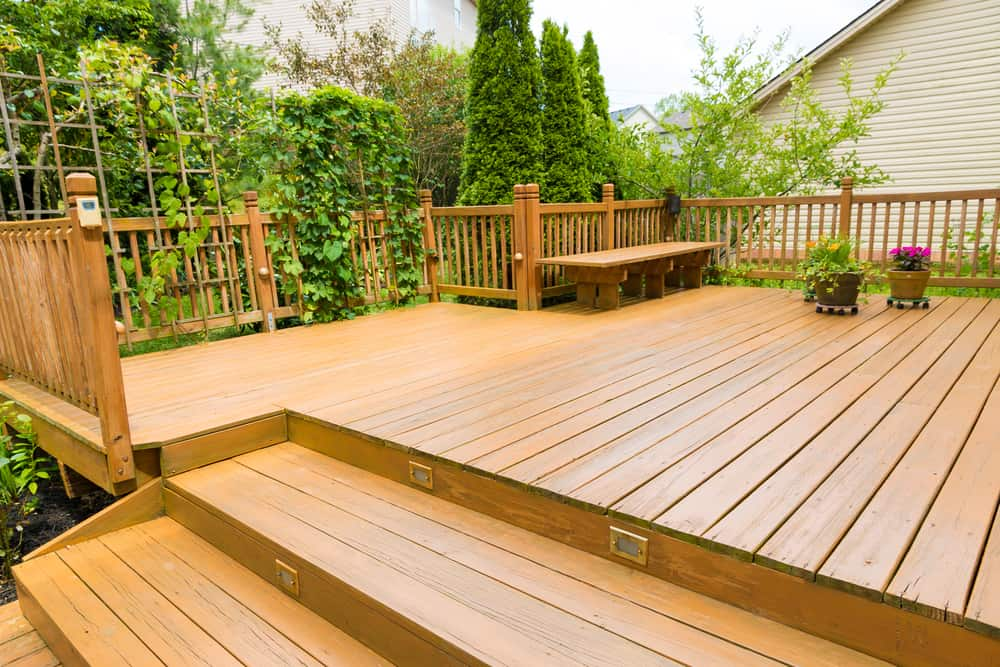 best exterior wood stain