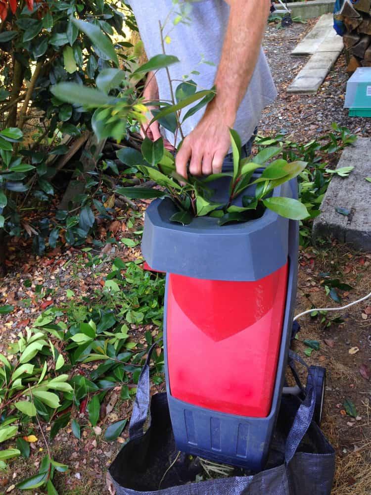 leaf grinder