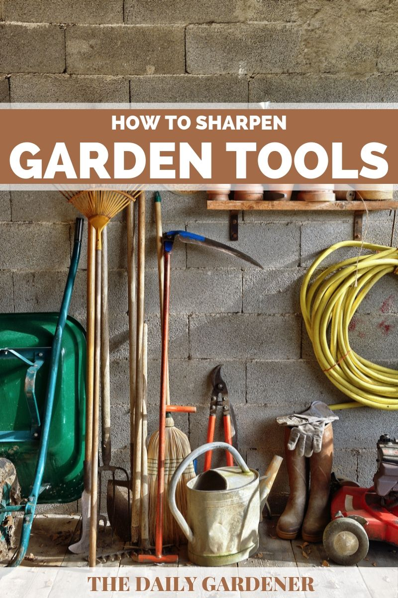 Common Garden Tools 1
