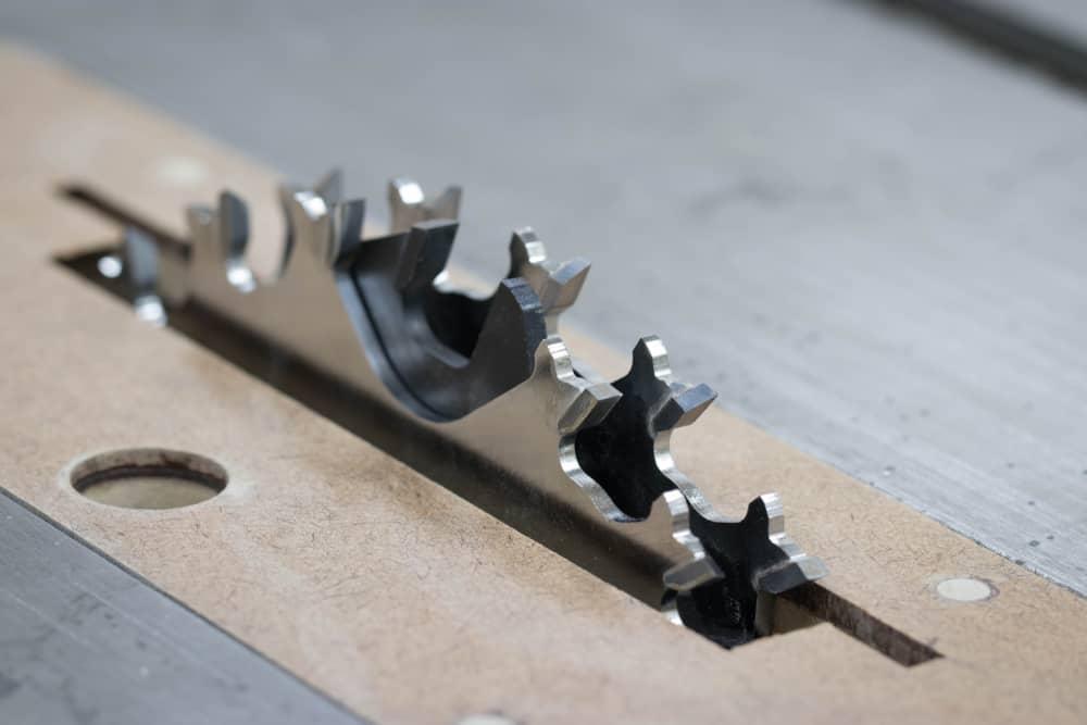 Dado blade or dado set